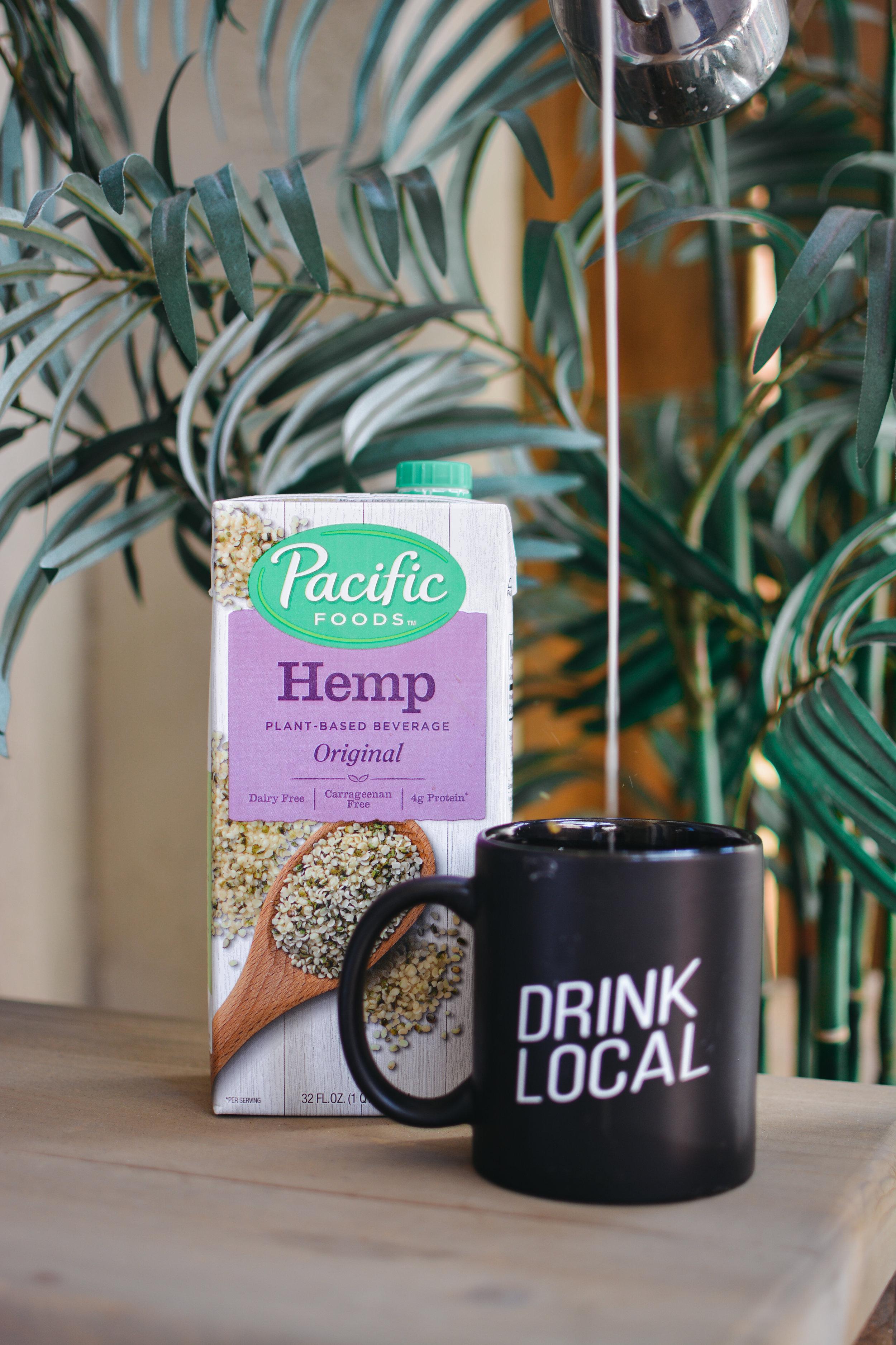 benefits of hemp milk