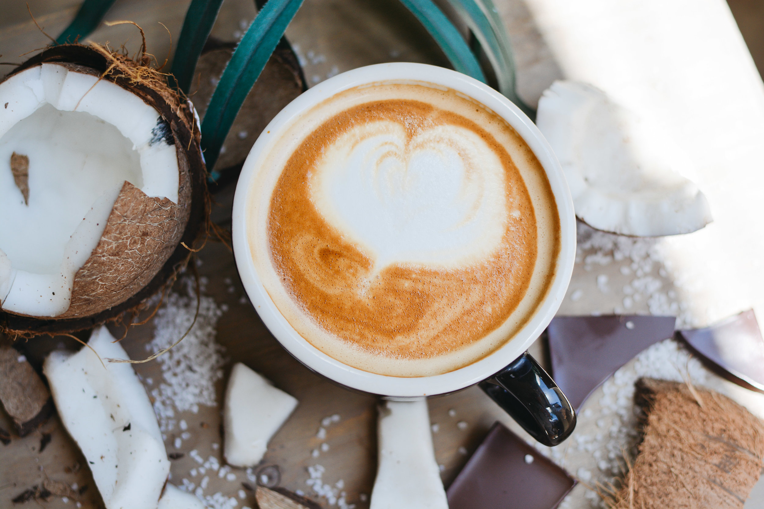 May St. Augustine Coffee Specials