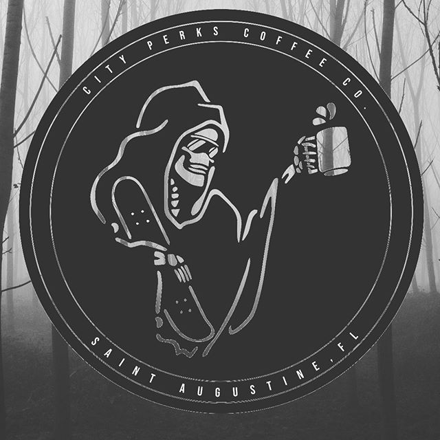 @cityperkscoffeeco is having a halloween party! Come by in costume on October 27th and join us for raffles, free stuff, and more! - more details to come!