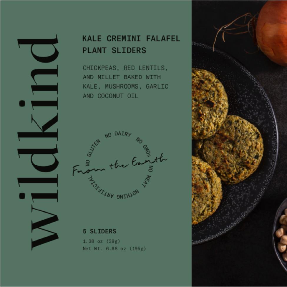ingredients:organic chickpeas, organic millet, organic red lentils, garlic, dried onion, mushrooms, kale, arrowroot powder, organic coconut oil, lemon juice, cilantro, coriander, sea salt -