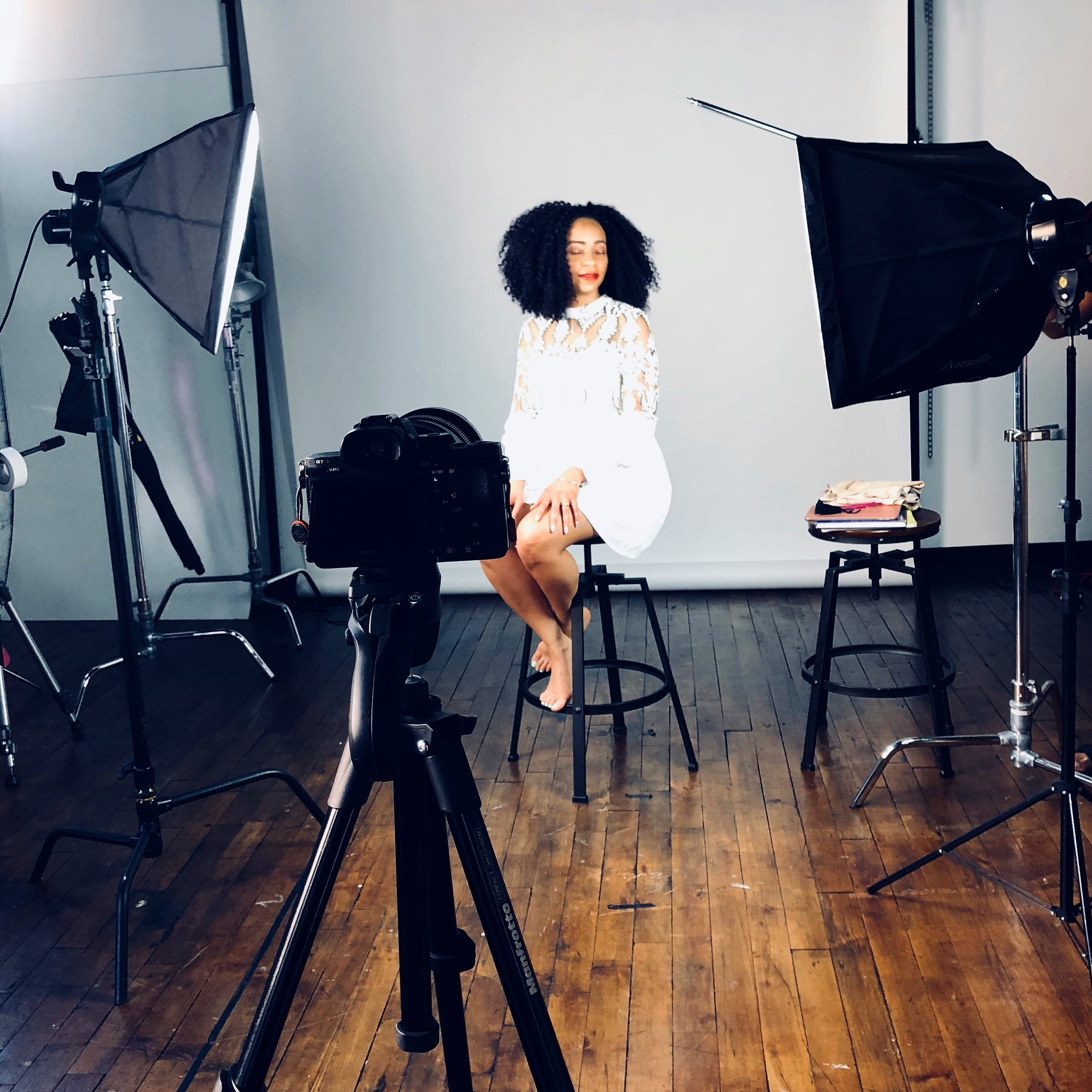 A noteworthy brand - Spoken Word Artist, Canden Webb is an Author, Entertainer, Consultant and Media Influencer.She devotes her time to helping millennial creatives build powerful careers while producing content that inspires and positively influences the culture.