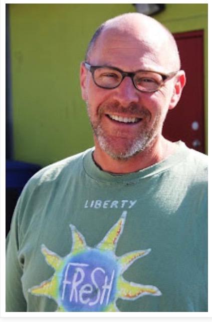 Steven Rosenberg, Founder of Liberty Heights Fresh and SLC Food Evangelist