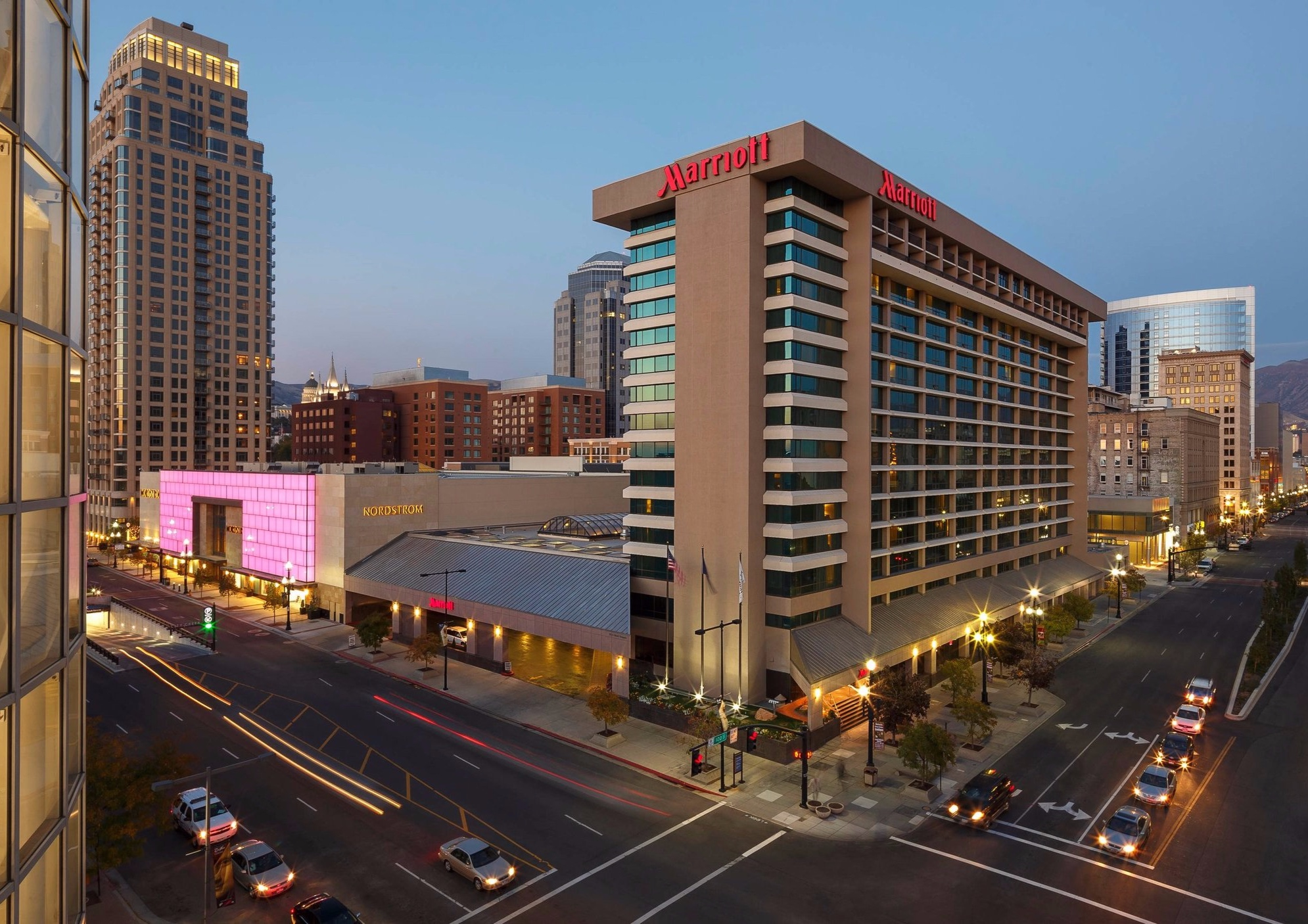 Hotel Registration - Join us at the Salt Lake Marriott Downtown at City Creek. Located in the heart of downtown, the City Creek Center hotel offers special rates for our conference.