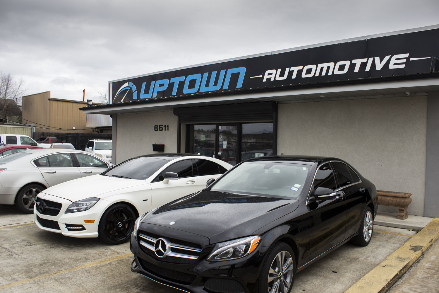 Uptown Automotive - Auto Body Shop Houston - FREE Estimates