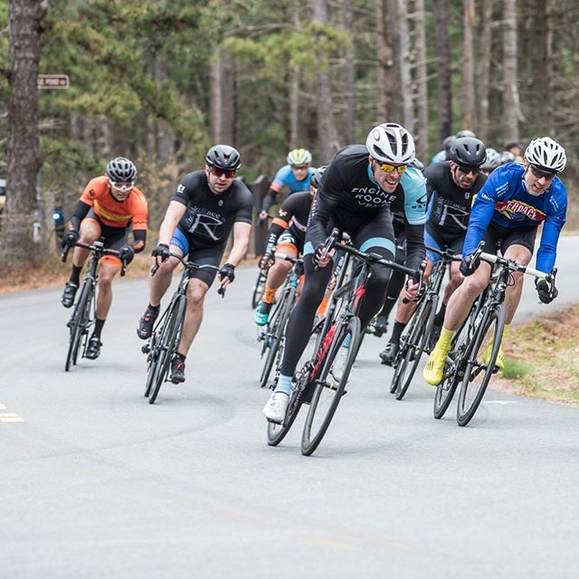 @markjgreene crushing it at Myles Standish RR back when he used to ride bikes.  Sprinting for 4th place.
