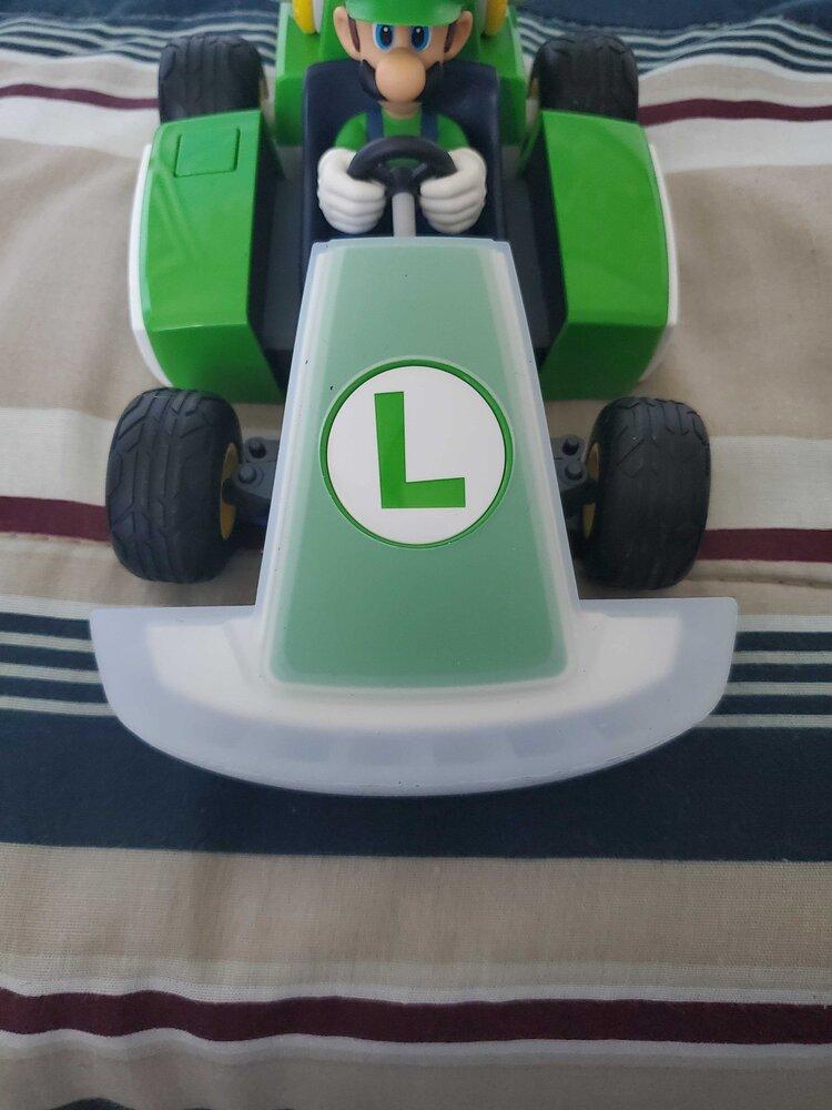 Mario Kart Live Accessory, HPCritical