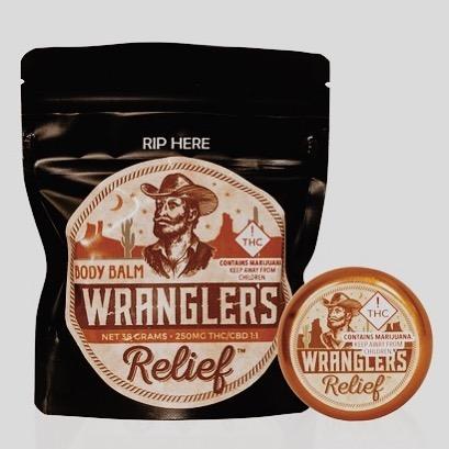 Vape + Topical Thursday starring Wrangler's Relief Body Balm 💌