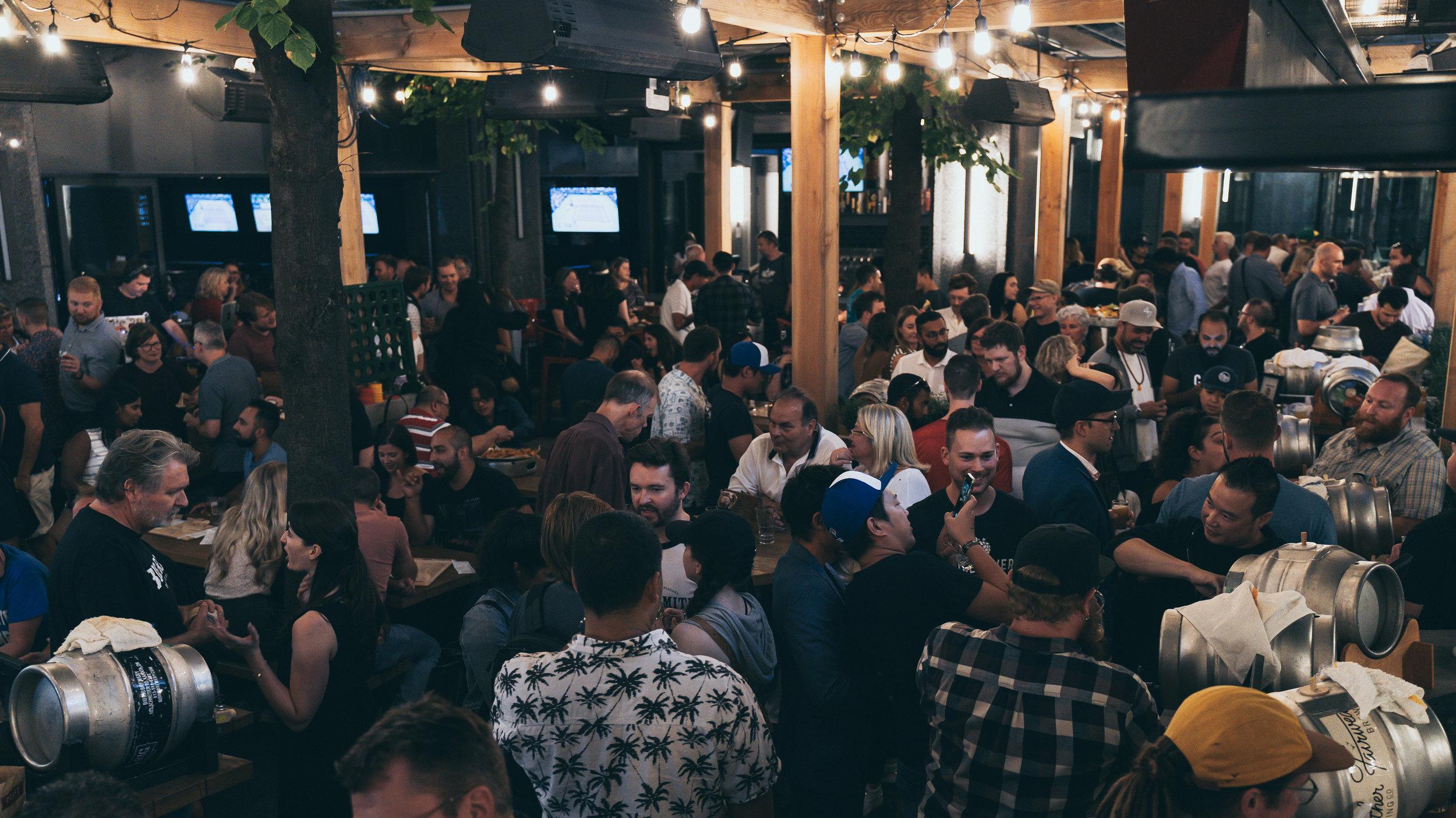 Caskapalooza 2019 @ Craft Beer Market, Toronto