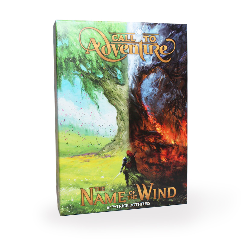 The Name of the Wind: Call to Adventure -  Brotherwise Games