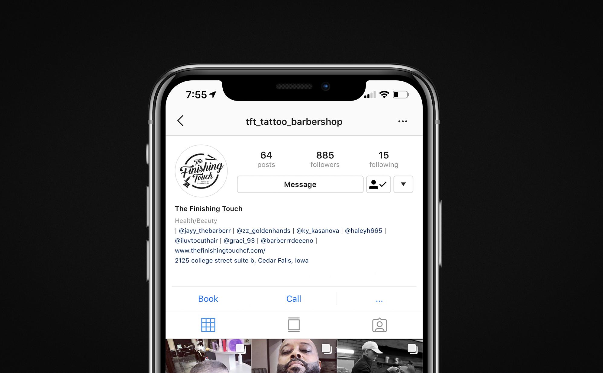 INSTAGRAM - Follow us on Instagram!