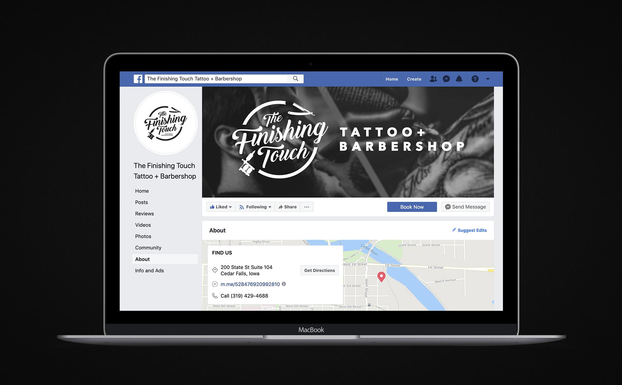 FACEBOOK - Like us on Facebook!