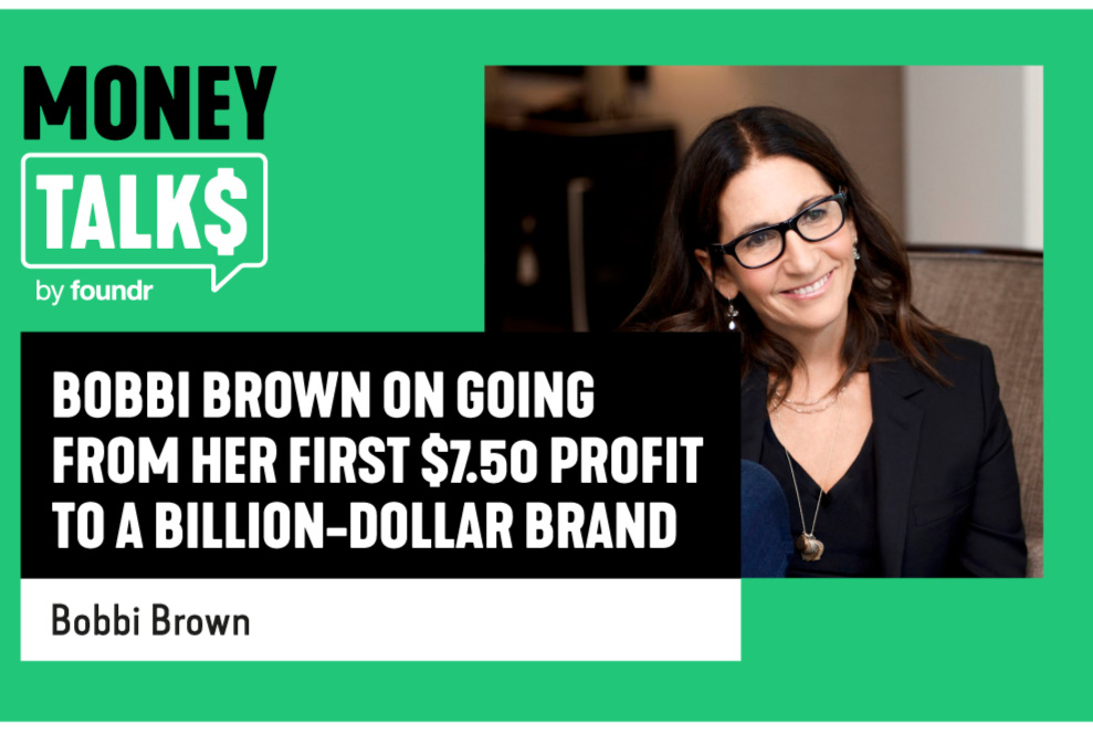 Bobbi Brown Talks Money - We had the amazing pleasure of talking with makeup mogul Bobbi Brown on how she built and sold her billion-dollar cosmetics brand.