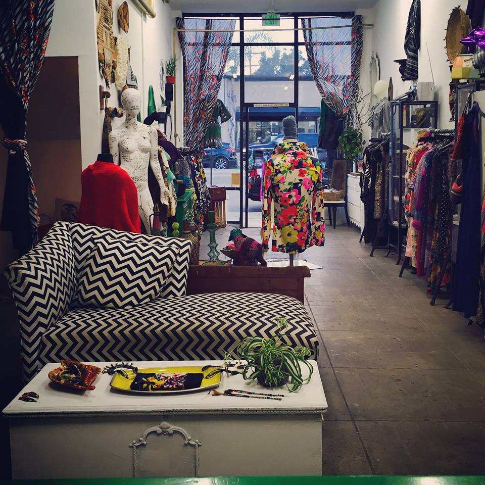 Runway Boutique   4755 West Adams Blvd 90016   (323) 965-1877  Fatima, the owner of Runway Boutique (RB) curates an amazing inventory of vintage and new apparel, accessories, and home goods. We love RB and can't wait for our Butta family to experience it too!