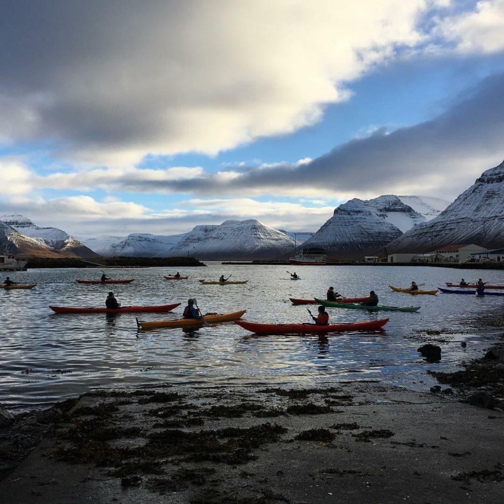 Kayak and Sea Angling