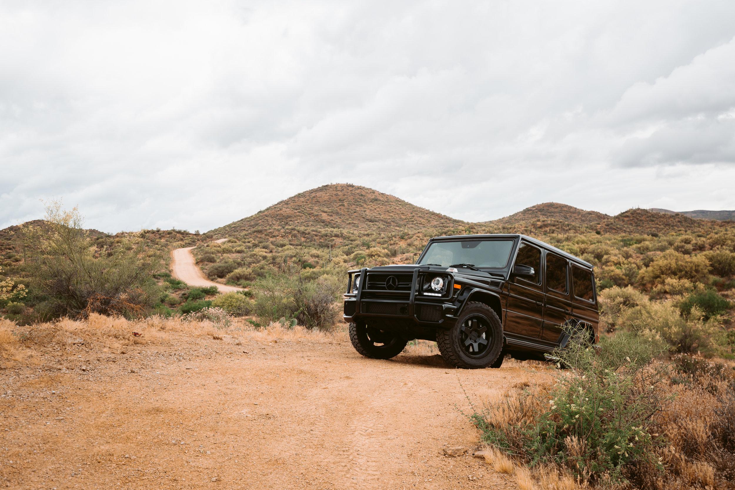 Luxury vehicle storage Scottsdale, AZ