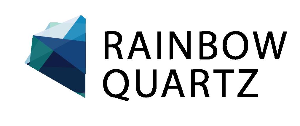 Rainbow Quartz Logo