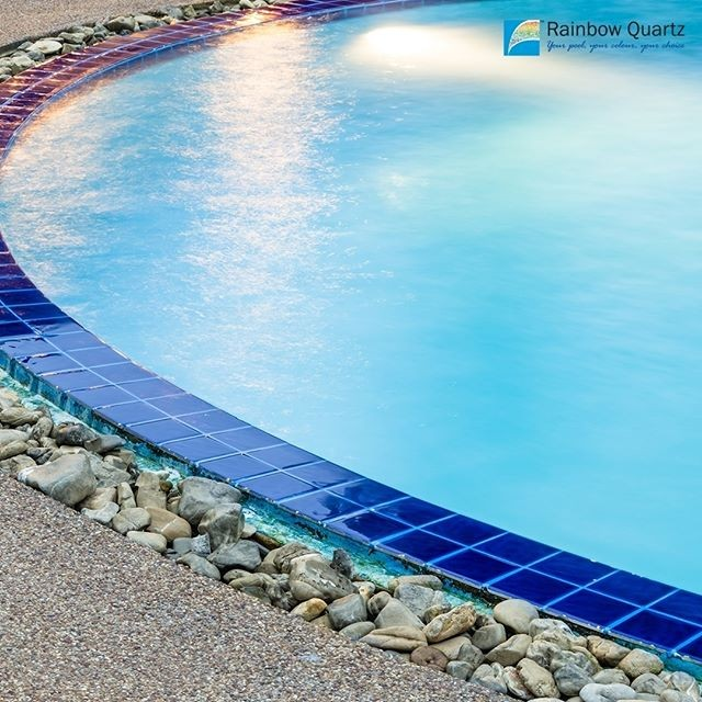 Don't let winter get you down - Swimming season will be back before you know it! Did you know that Winter is a great time to start your pool renovation? The sooner you start, the more likely you are to be swimming in your beautiful new Rainbow Quartz Plastered Pool on Christmas Day!!⠀ ⠀ #christmas #pool #plastering #poolrenovation #renovate #renovation #poolcolour #rainbow #concrete ⠀ ⠀ ⠀