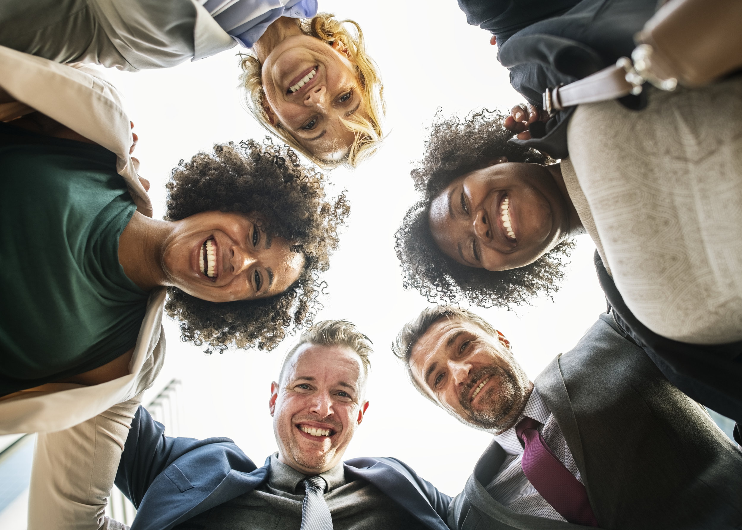 People-Focused - We always remember that people ultimately make or break IT solutions.