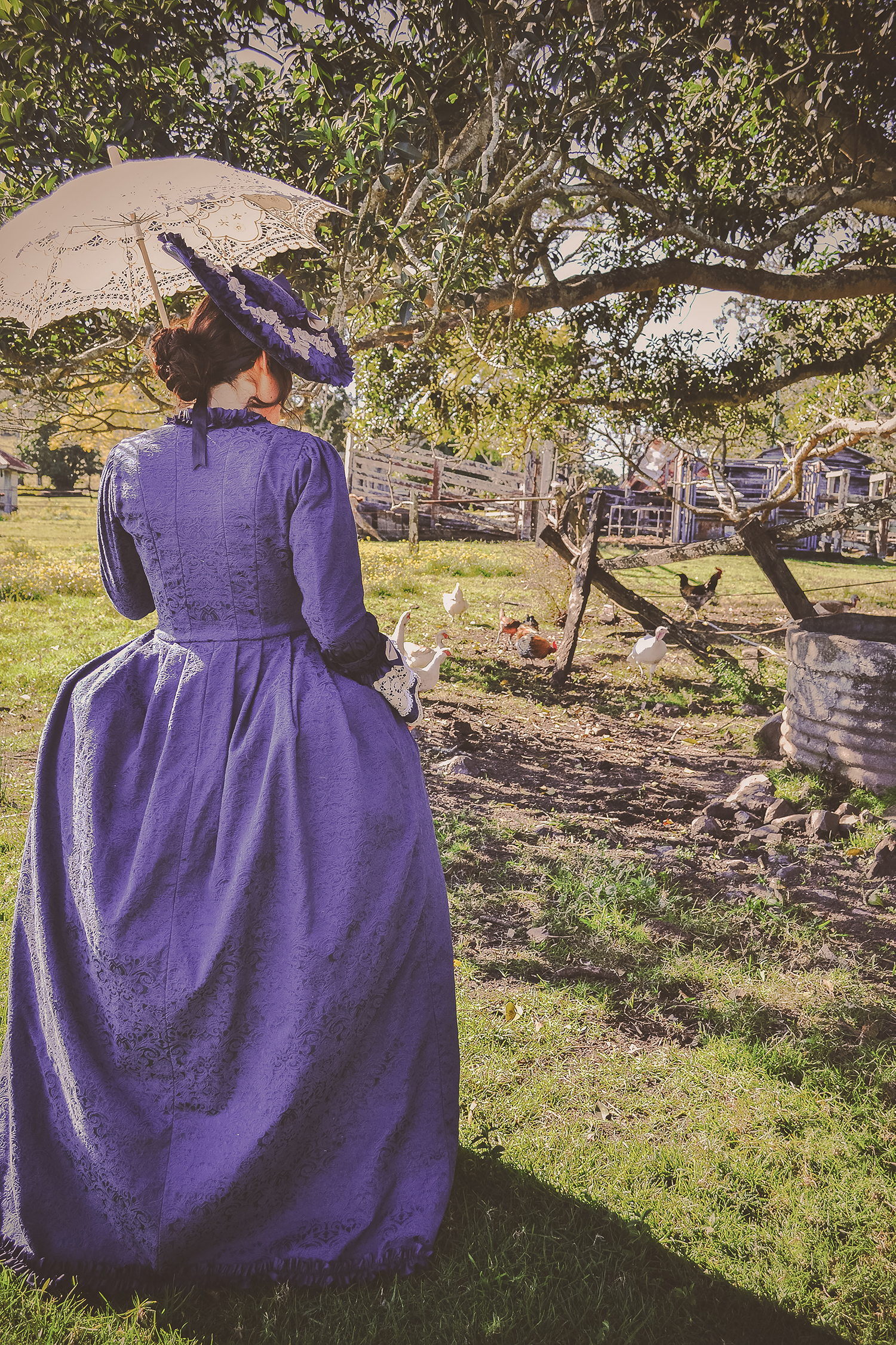 Period & Historical Dress — Costumes by Annalise