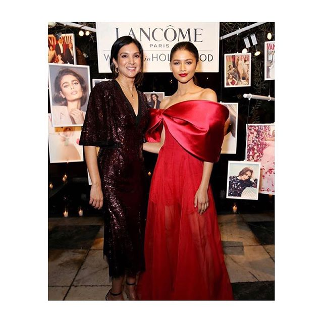Vanity Fair x Lancôme Women in Hollywood || Soho House West Hollywood || #vanityfair #lancome #womeninhollywood #oscars #oscars2019 #vfch #mitietuckerevents