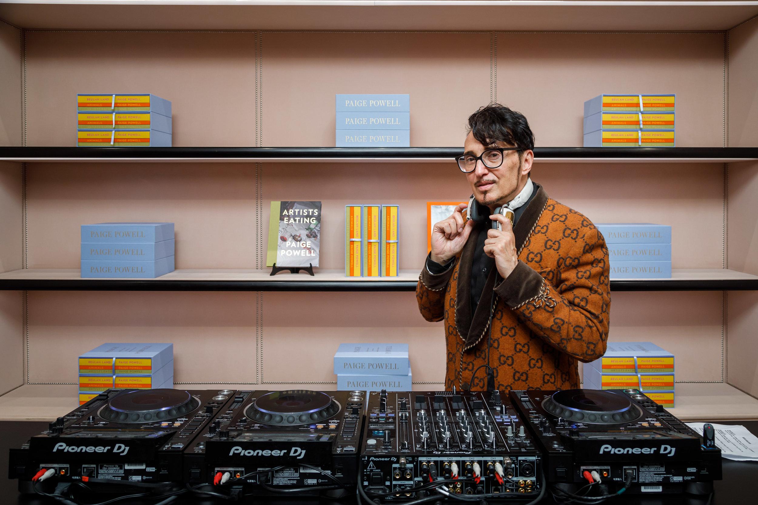 DJ Johnny Dynell
