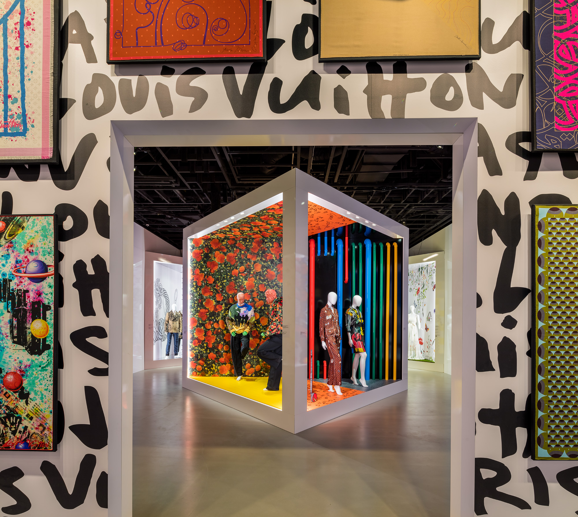 Louis Vuitton X Exhibition