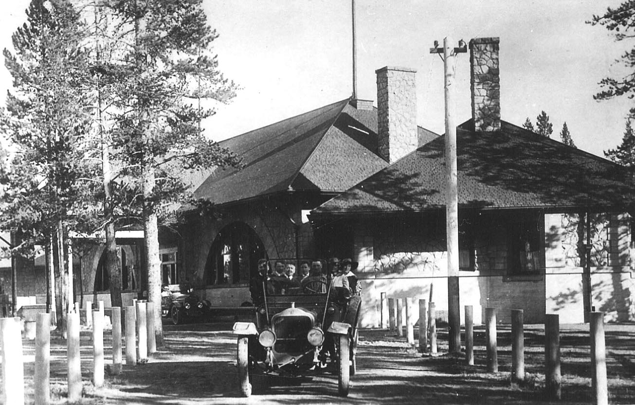 Depot - 1909