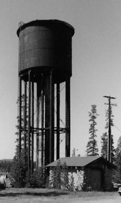 Water Tower - 1910