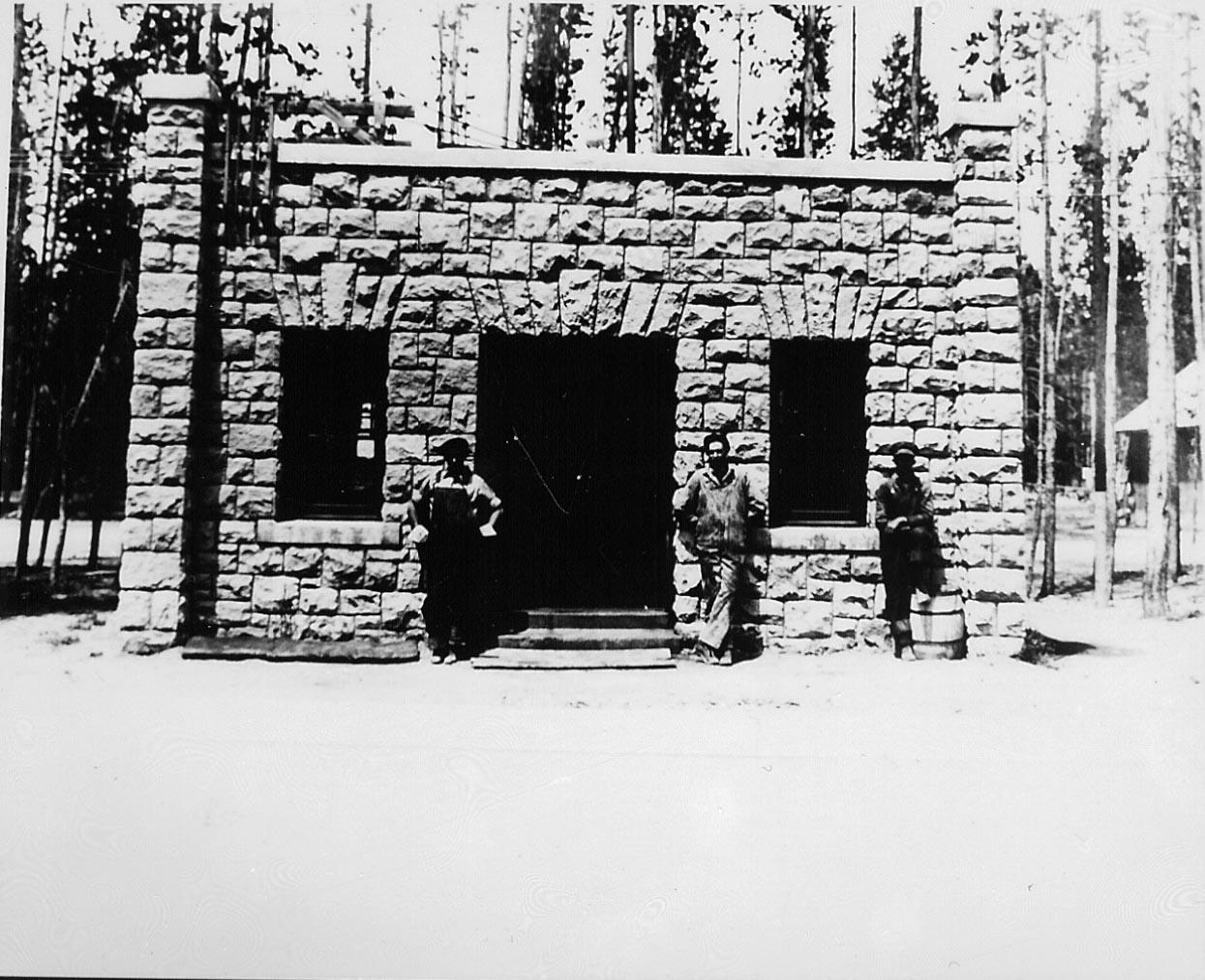 The Generator Building - Circa 1910