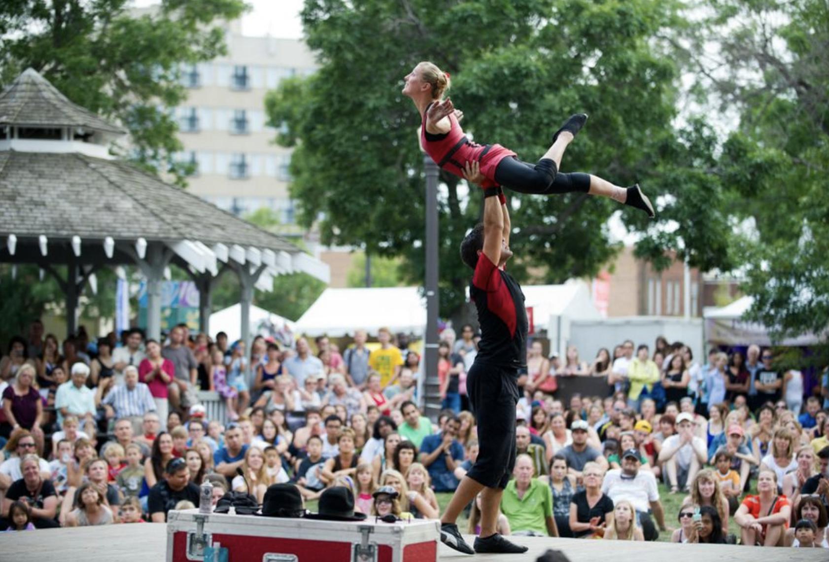 Edmonton International Fringe Festival