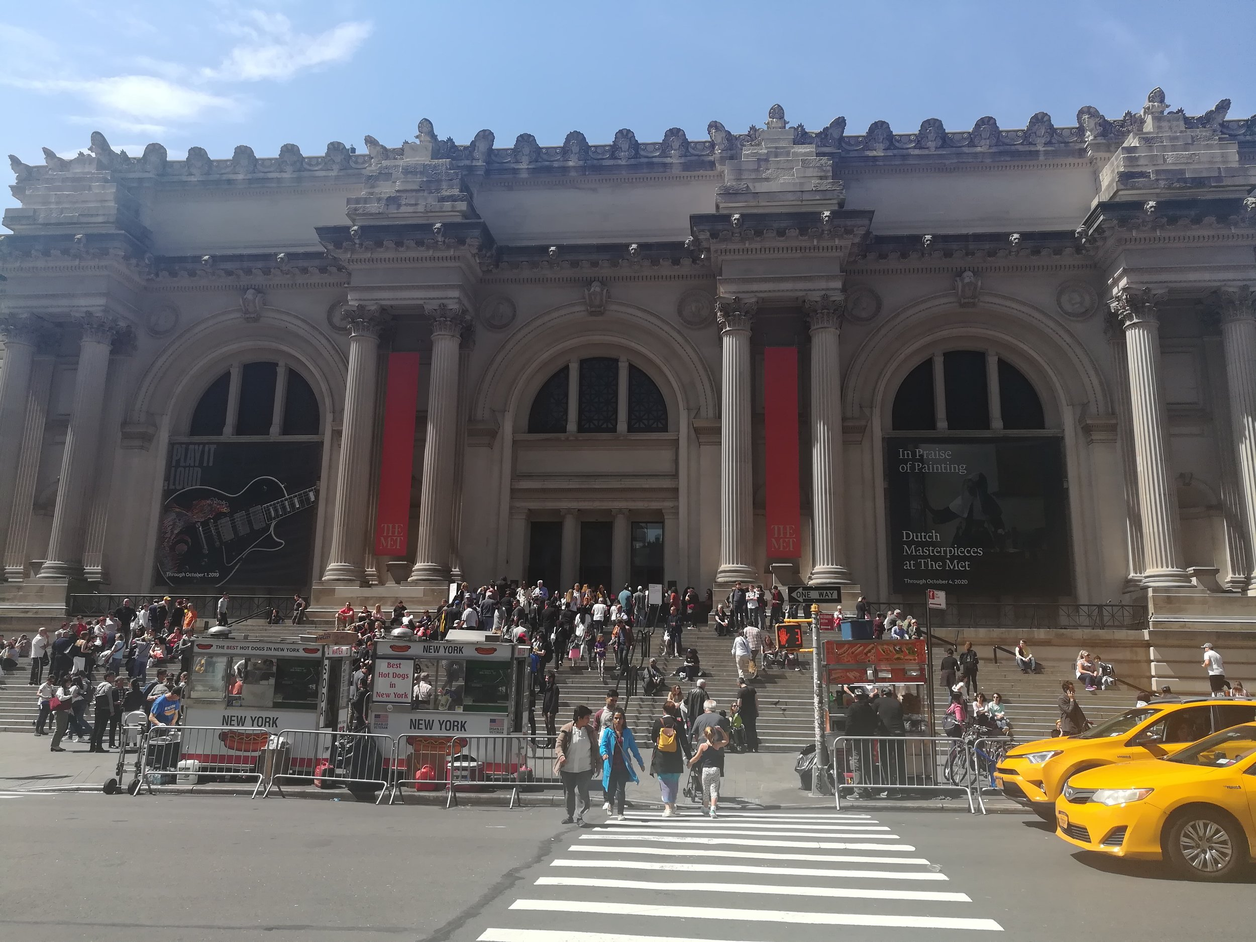 Photo by  Isaiah Simon . The Metropolitan Museum of Art