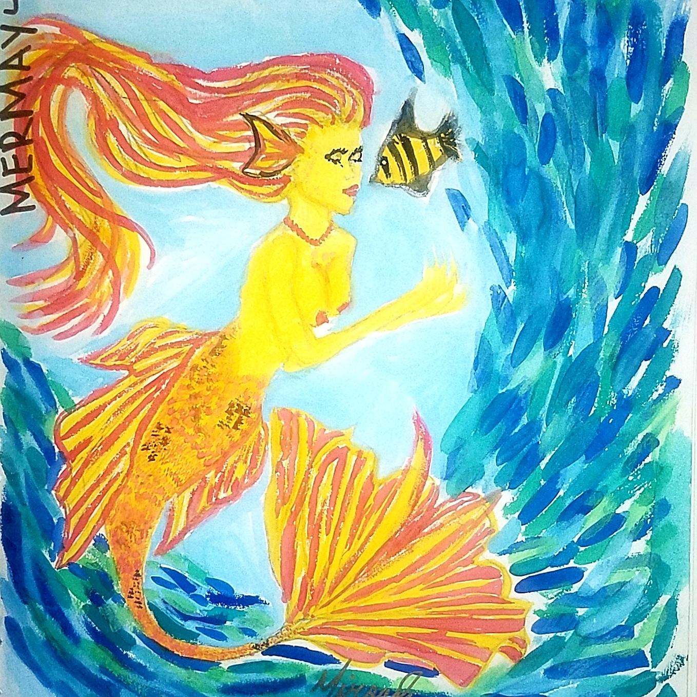 Painting by  Mirsada Simon . MiM  Gallery