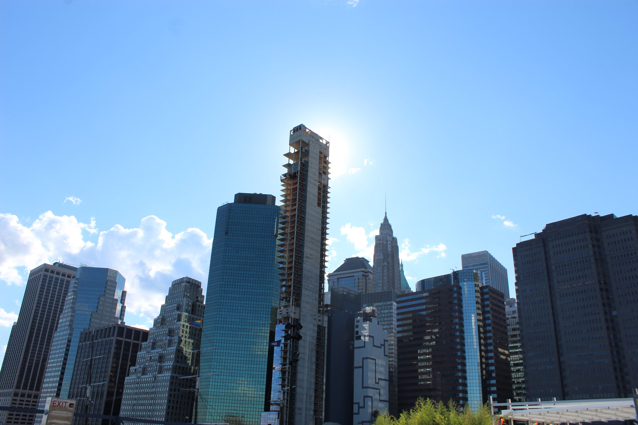 Photo by:  Team MiM . NYC Skyline