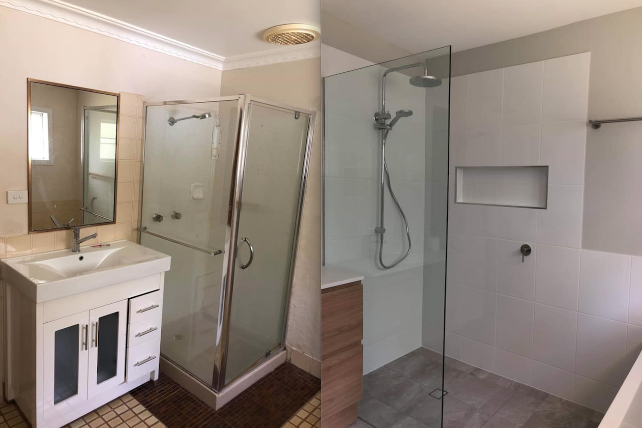 alstonville / before and after