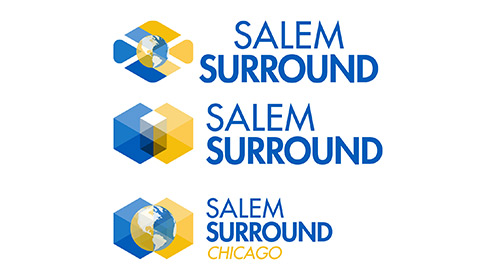 Salem Surround Logo Drafts