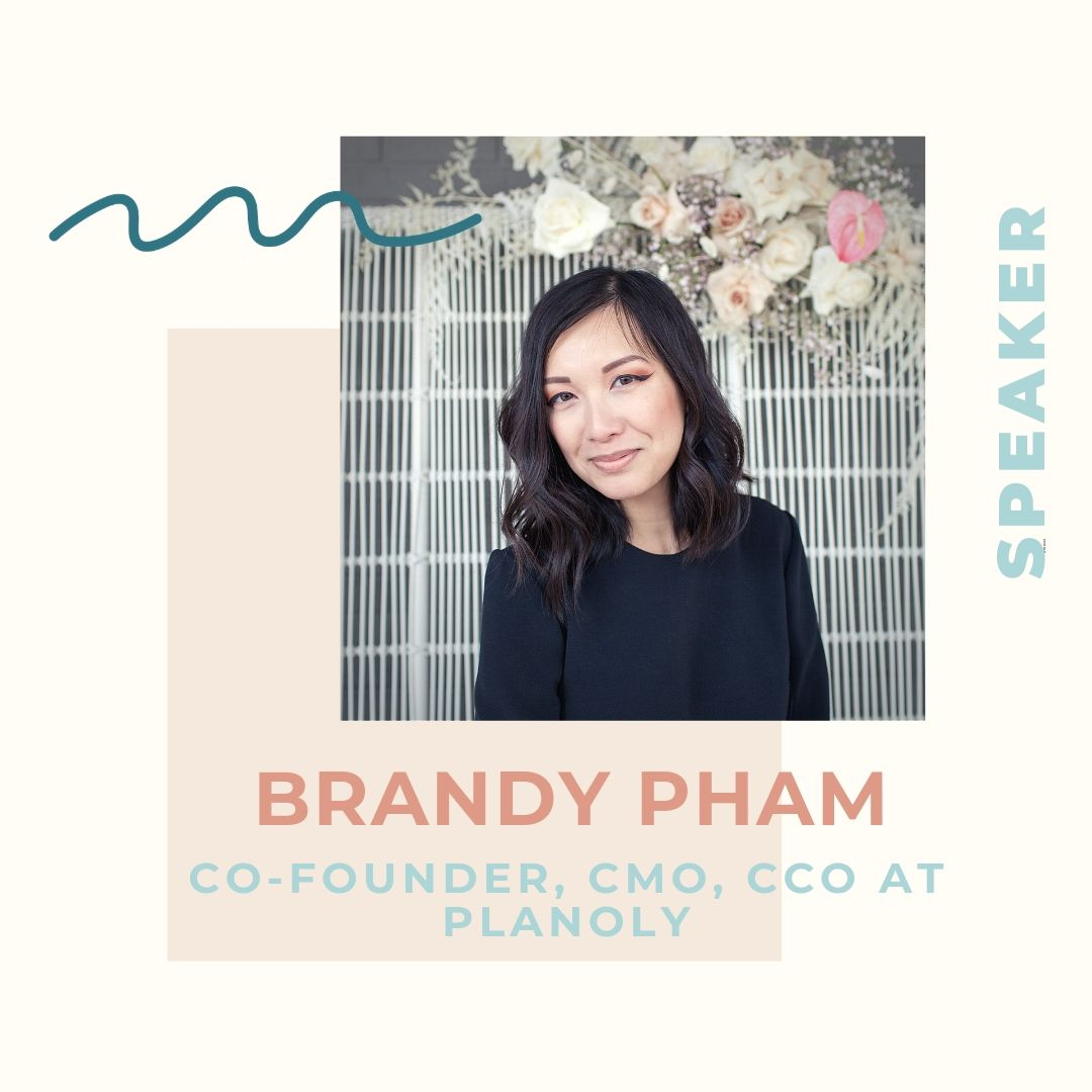 Brandy Pham is a serial entrepreneur who has built several businesses across multiple industries. In 2011, she established her namesake jewelry company that sold in stores such as Anthropologie and Henri Bendel. Afterwards, she created her next venture,   Planoly,   from a personal need. Since it's launch in 2016, Planoly has become the premier planning software for brands and influencers on Instagram. With over 3 million users, Planoly has grown into a must-have tool for serious visually-conscious Instagram users and brands such as Savage Fenty, Huda Beauty, Lululemon, Camila Coelho, and Shay Mitchell. In 2019, Planoly expanded its frontiers to content creation and launched its sister app, StoriesEdit, where content creators and brands alike can create engaging and inspiring branded Instagram Stories through beautifully designed and customizable templates.