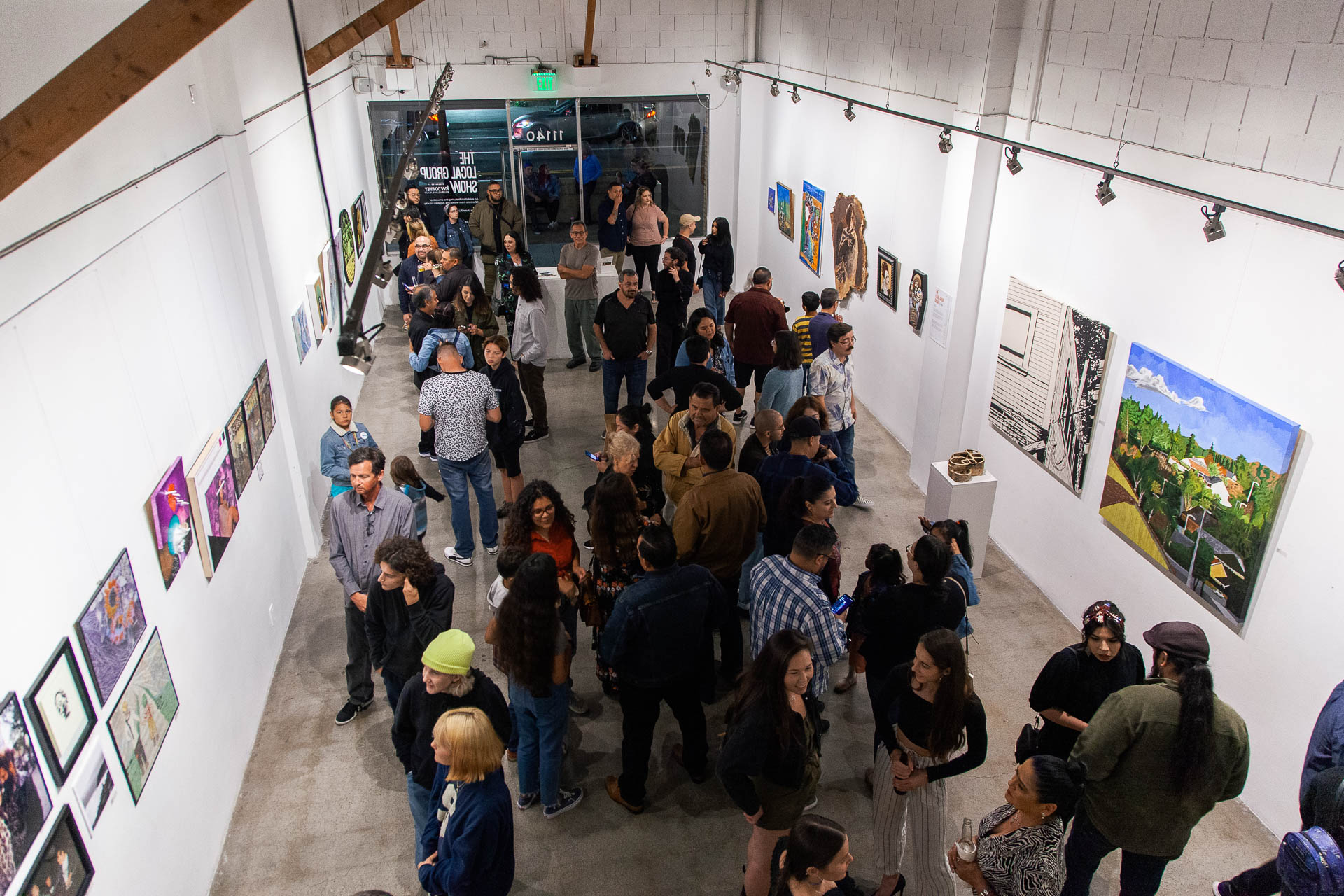 The Local Group Show, Opening Reception – June 2019