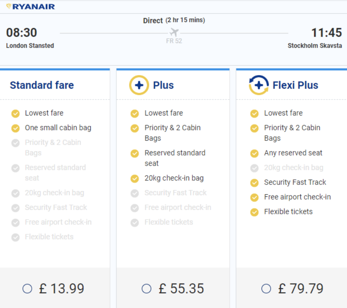 Is Flying Ryanair That Bad Fr 52 Flight Review London Stansted