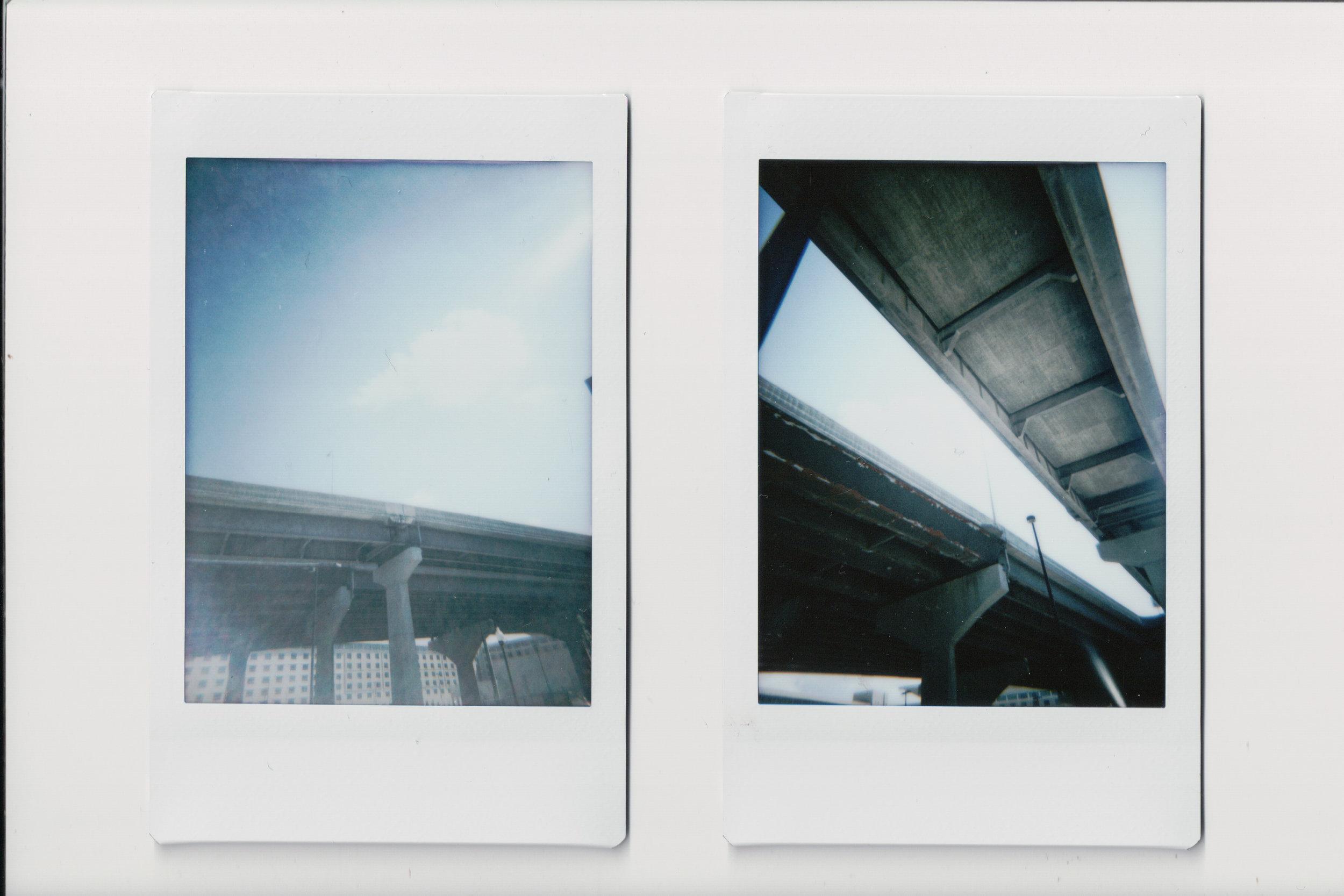 Under/overpass
