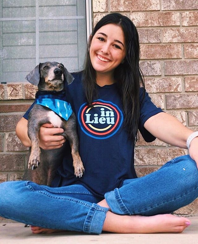 We love this post of Zfluencer Maddie C. and her dog, Walter! Maddie loves how the InLieu app allows her to support her favorite non-profits! #zfluence