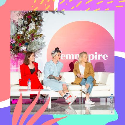 Femmepire - SummitLearn More ➝