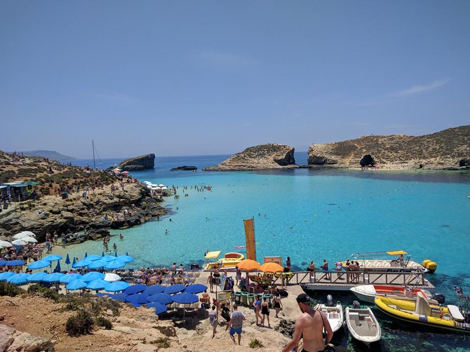 Comino/ Blue Lagoon