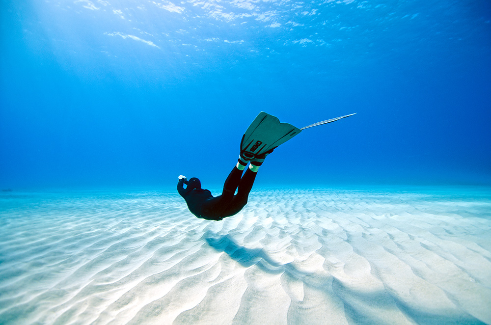 Discover Freediving - Try 1 day Freediving to max 12m