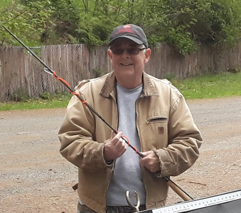 Program Chair: Gene Rivers  Fly fishing and fly tying are passions I have enjoyed since my college days. I have served as President for both the South Sound Fly Fishers (2017) and the Puget Sound Fly Fishers (1979-80). I am also a longtime member of Fly Fishing International. Currently I am serving as the Program Chair for the South Sound Flyfishers.  My current fishing interests are stillwater flyfishing our local lakes. I also enjoy pestering the Coastal Cutthroat Trout (Sea-Run cutthroat) and resident Coho salmon. I also fish British Columbia for Kamloops trout and Central Oregon's lakes and streams plus Montana's numerous blue ribbon trout streams. I am happy to discuss fishing opportunities and tactics for these fisheries.  If you are interested in learning how and where to go fly fishing the South Sound Fly Fishers is a great resource. Consider joining our friendly and knowledgeable group.