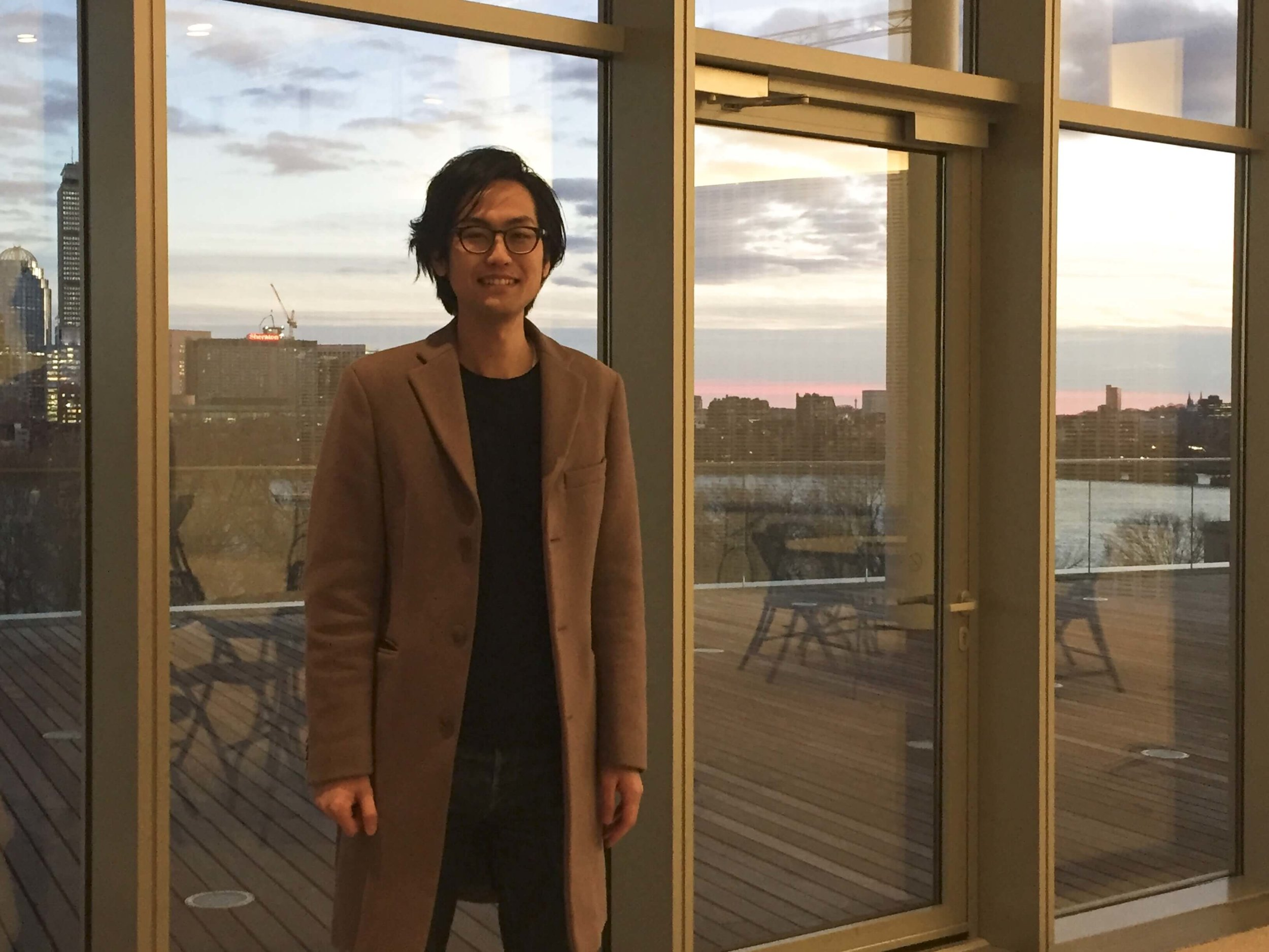 Hajime Kuwayama, MIT Media Lab