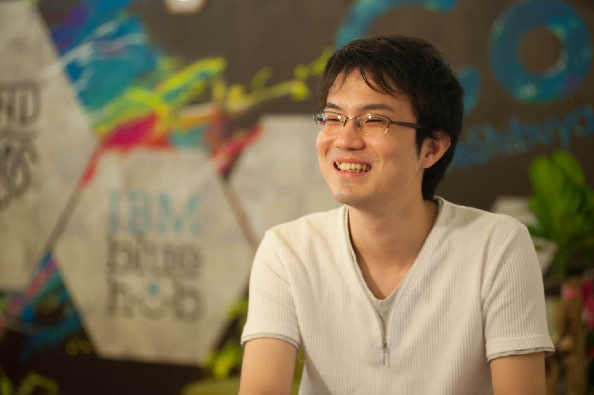 クラスター株式会社CEOの加藤直人