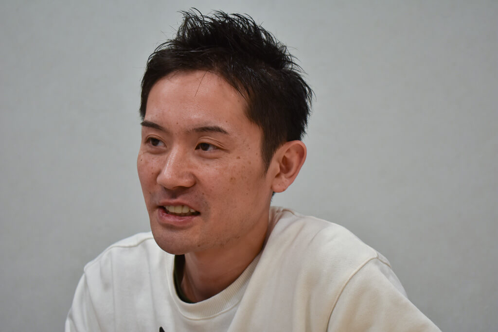 FOLIO代表取締役CEO甲斐真一郎さん