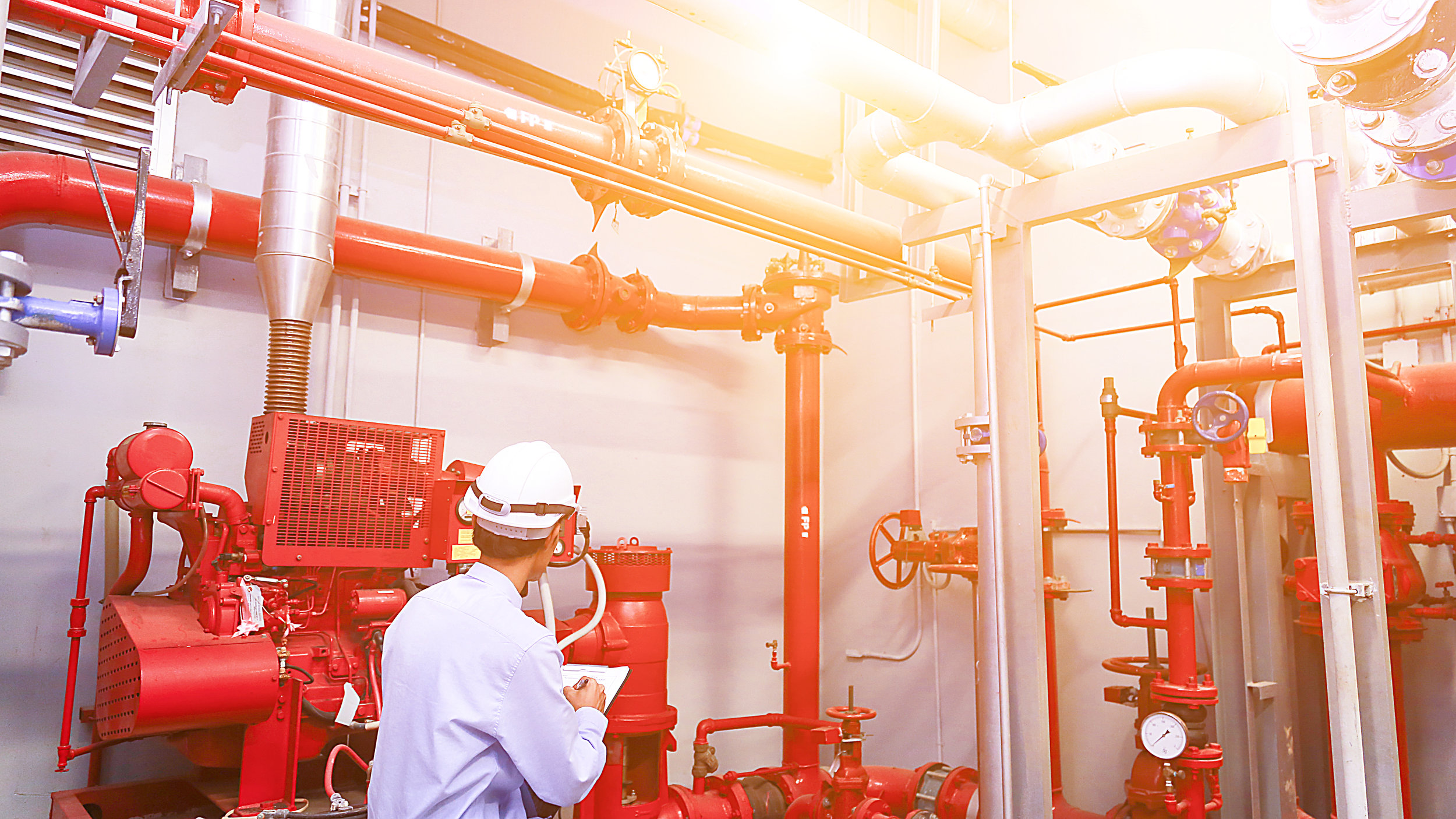 Fire Sprinkler Systems — Patriot Fire Protection