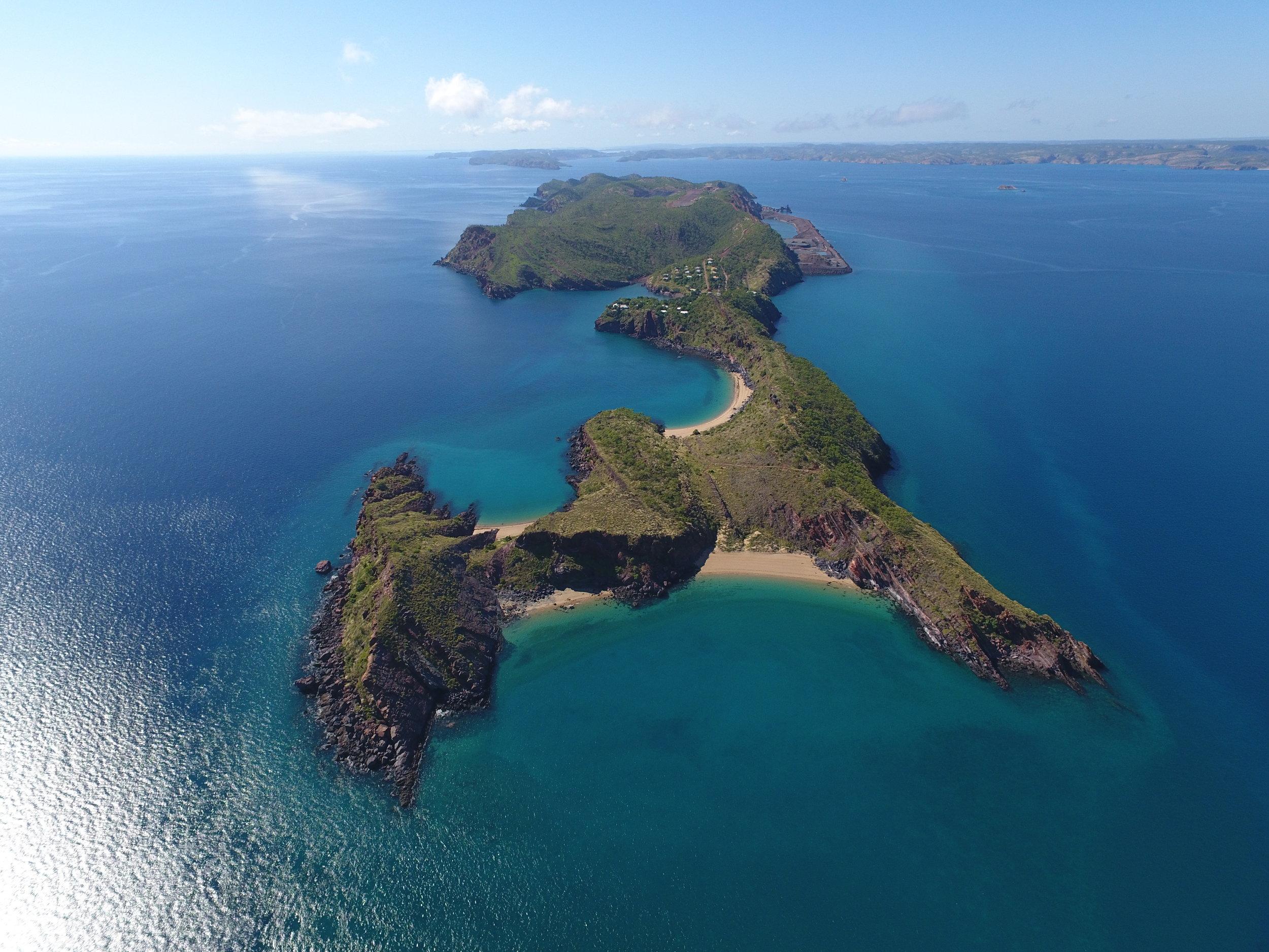 Cockatoo Island two