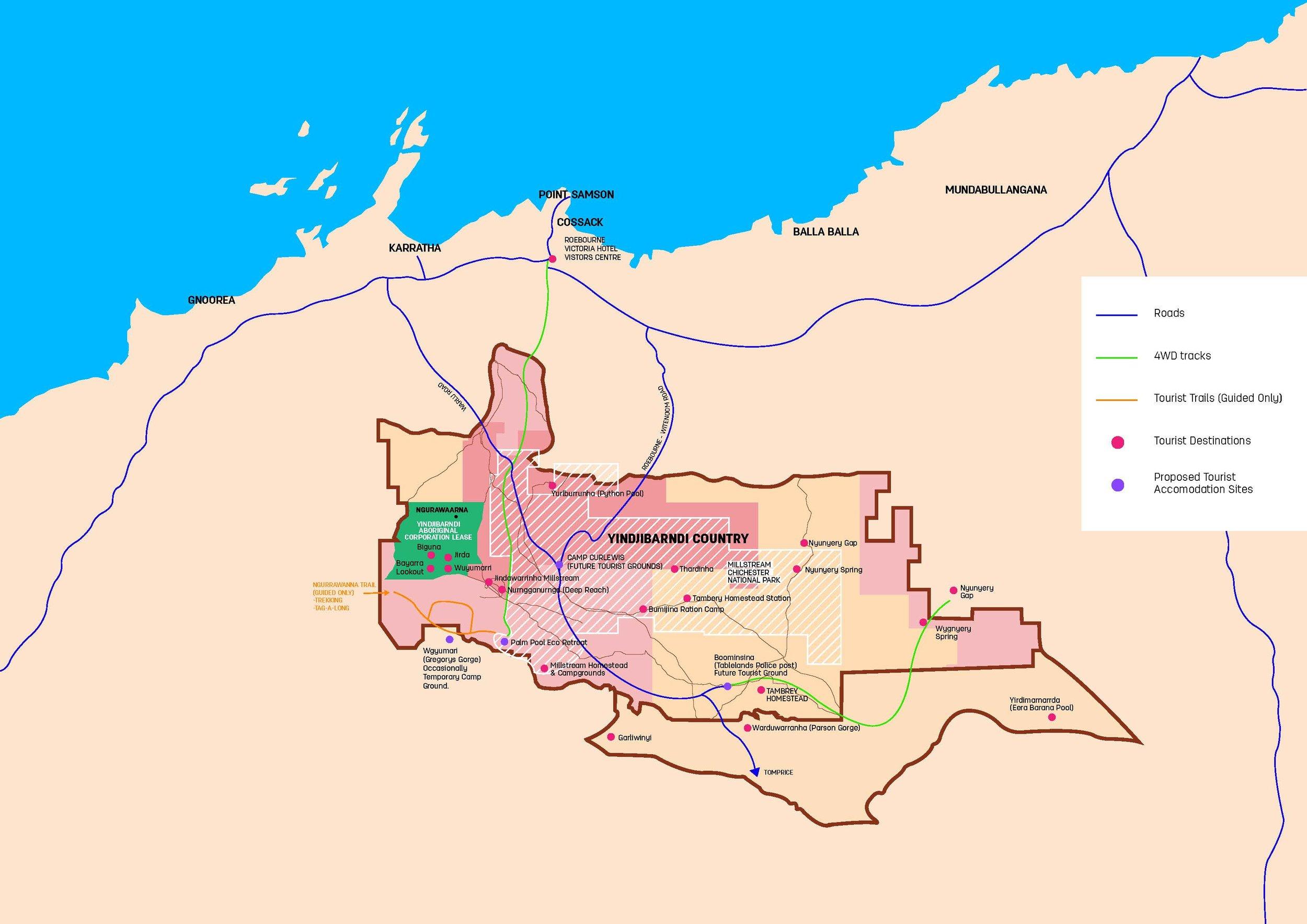 Yindjibarndi Tourism Strategy